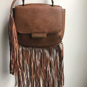 Crossbody Bag by Madden Girl w Fringe